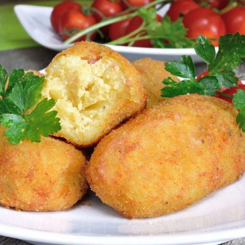 Batata Vada - Aardappelballetjes