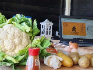 Online Outdoor Cooking Workshop